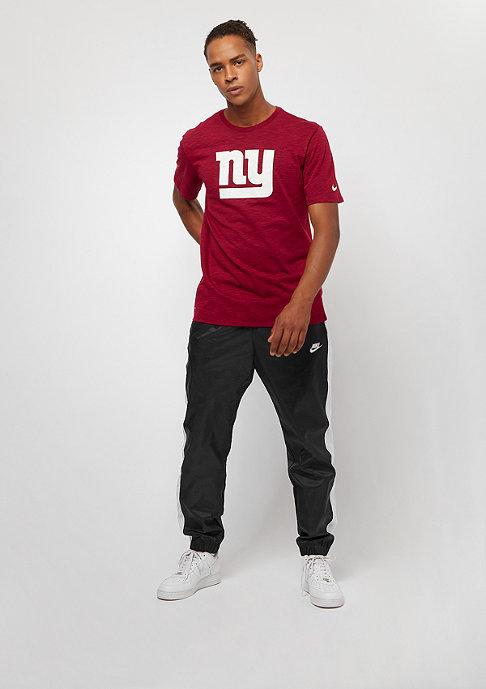 NIKE New York Giants DFCT Slub gym red