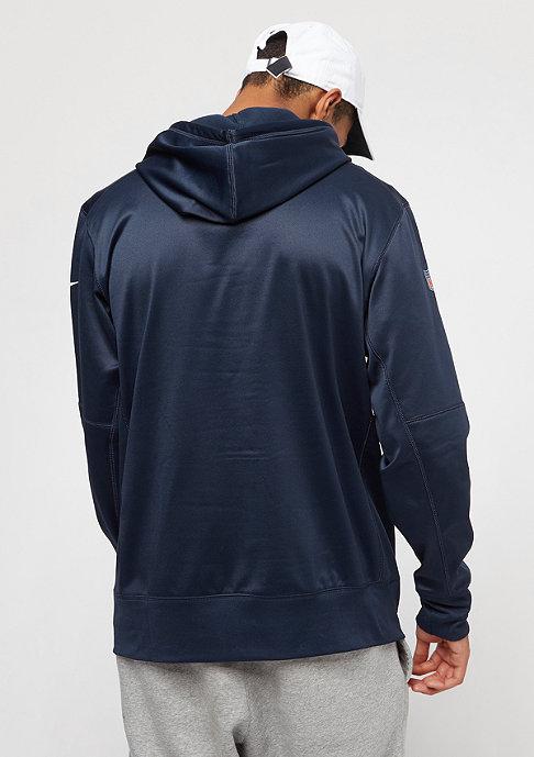 NIKE Dallas Cowboys Thrma college navy/college navy