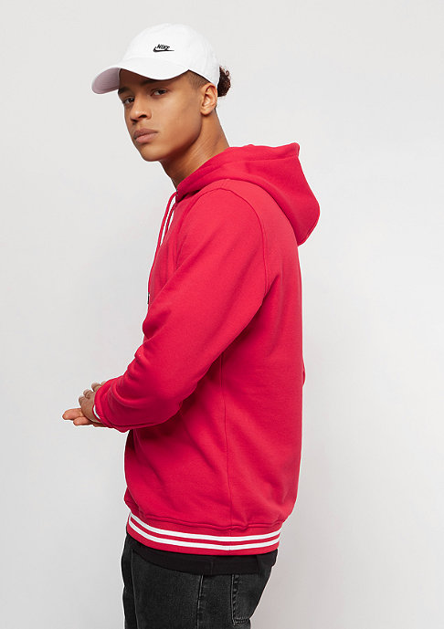 Urban Classics College Sweat firered/firered