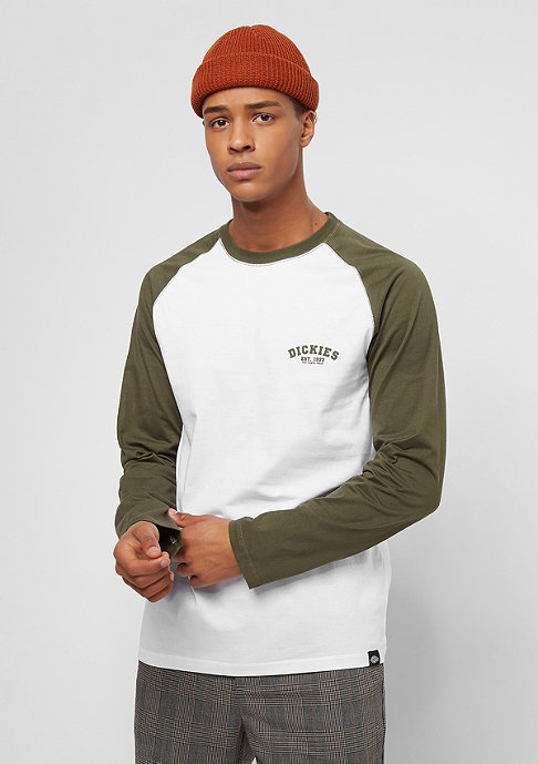 Dickies Basketball dark olive