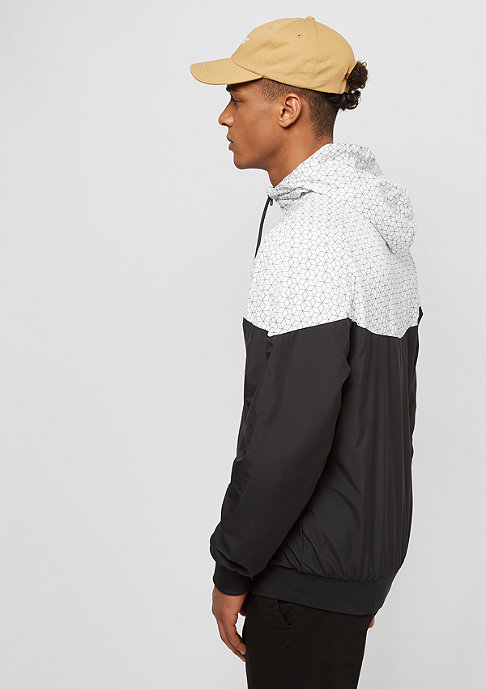 Urban Classics Pattern Arrow black/white