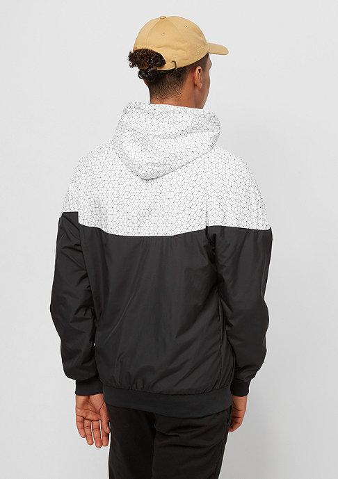 Urban Classics Pattern Arrow black/white
