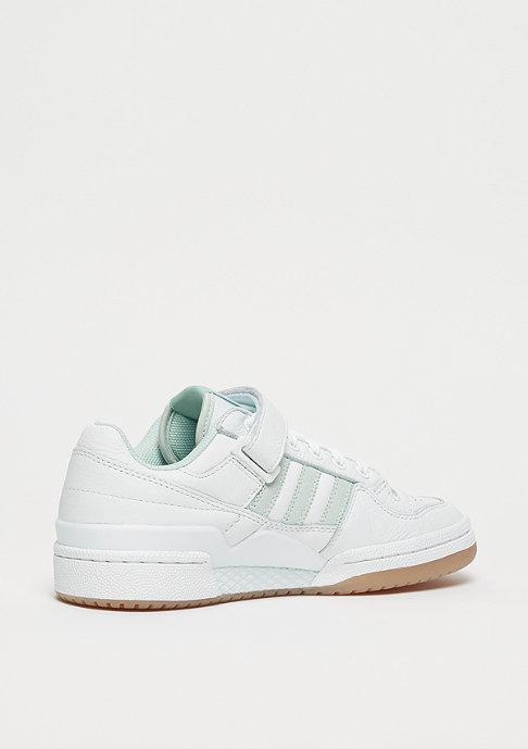 adidas Forum Lo ftwr white/vapour green/GUM 3