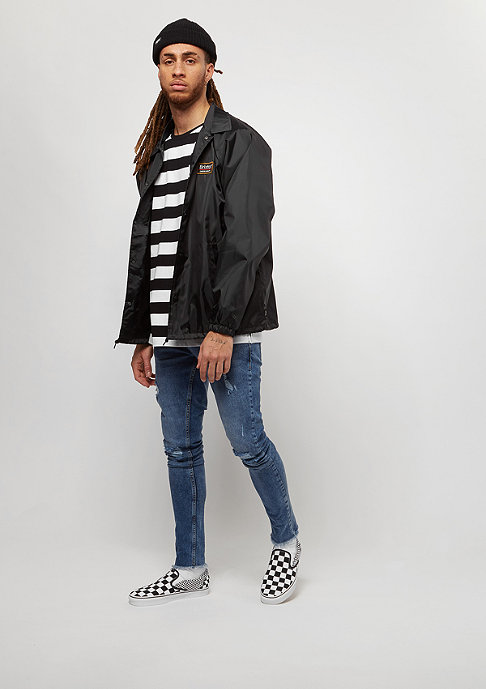 Urban Classics Color Stripe black/white