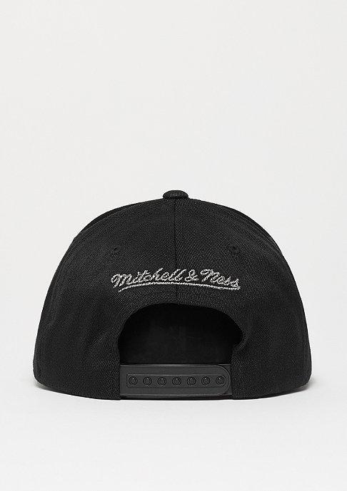 Mitchell & Ness NBA Chicago Bulls Melange Logo 110 black