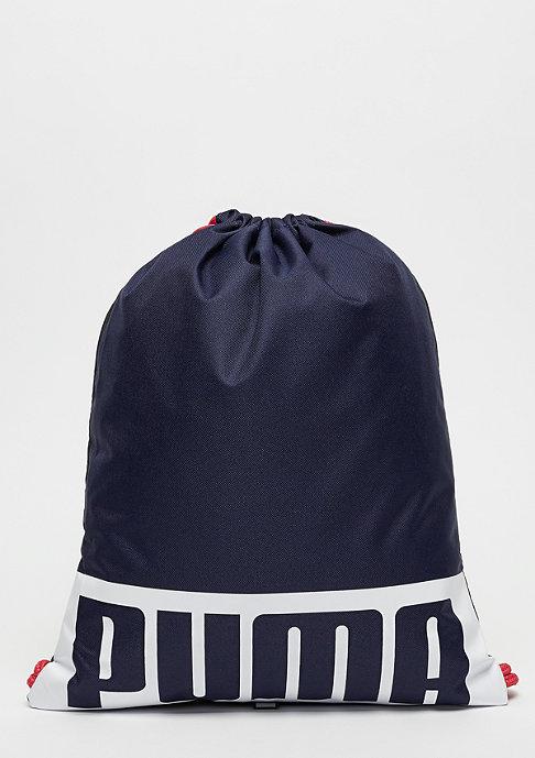 Puma Deck Gym Sack peacoat