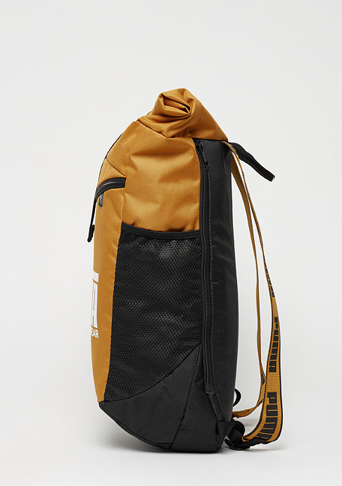 Puma Sole Backpack buckthorn brown