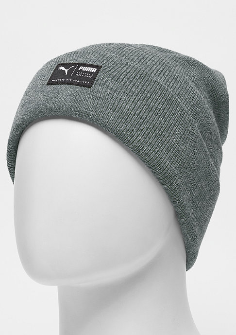 Puma Archive Heather Beanie iron gate