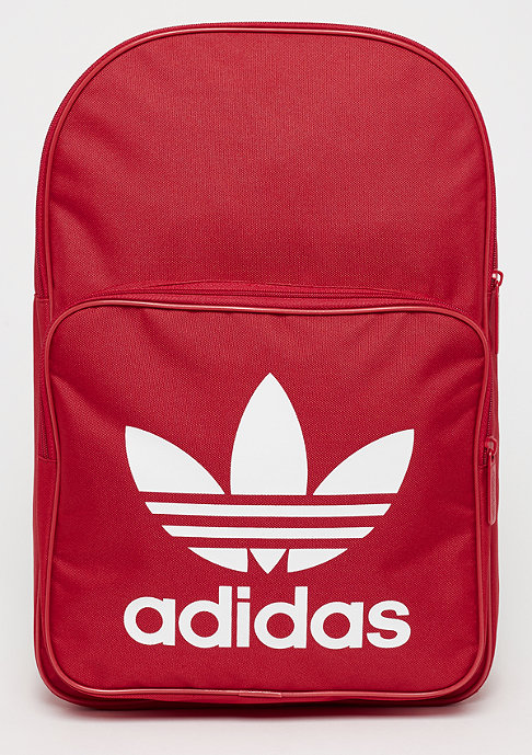 adidas Trefoil Backpack Classic real red