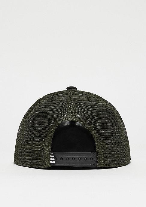 adidas Trefoil Herit Tru night cargo/black