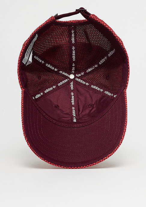 adidas Primeknit D Cap lush red/maroon