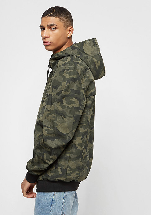 Iriedaily Gripdstop camouflage olive