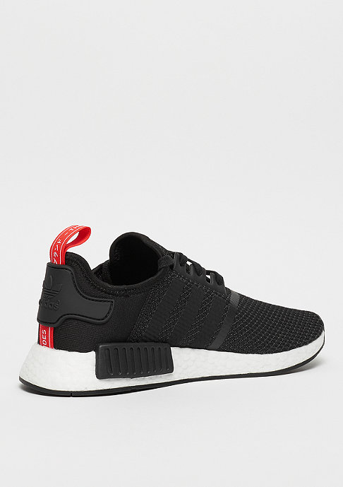adidas NMD_R1 black/black/solar orange