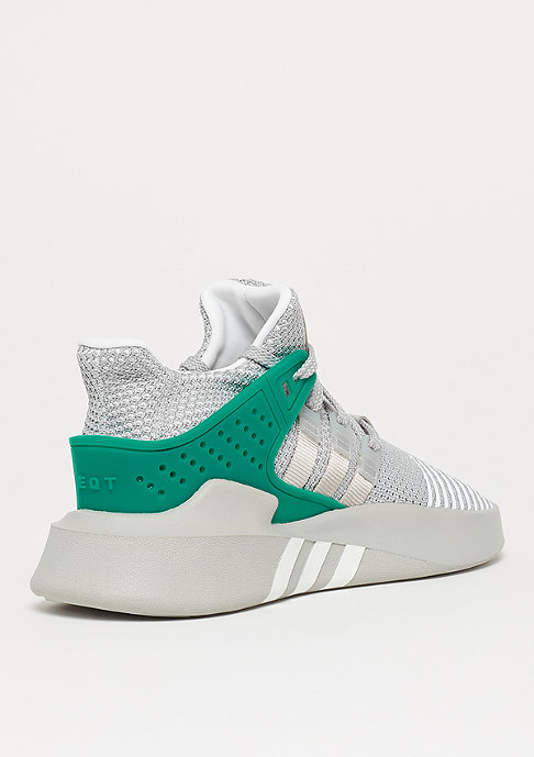 adidas EQT BASK ADV grey/white/sub green
