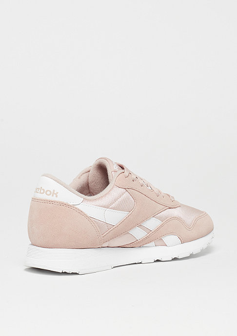 Reebok Classic Leather Nylon bare beige/white
