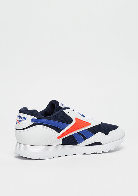 Reebok Rapide white/collegiate navy/vital blue/bright lava