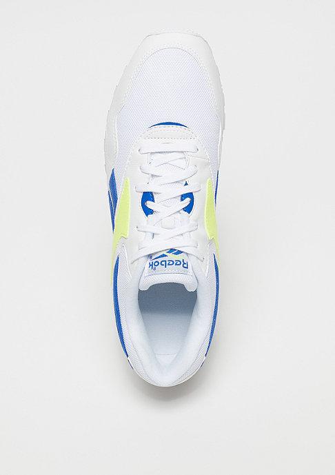 Reebok RAPIDE MU white/vital blue/lemon/grey