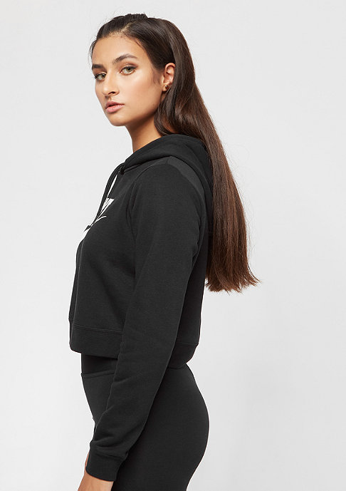 NIKE Rally Crop black/black/white