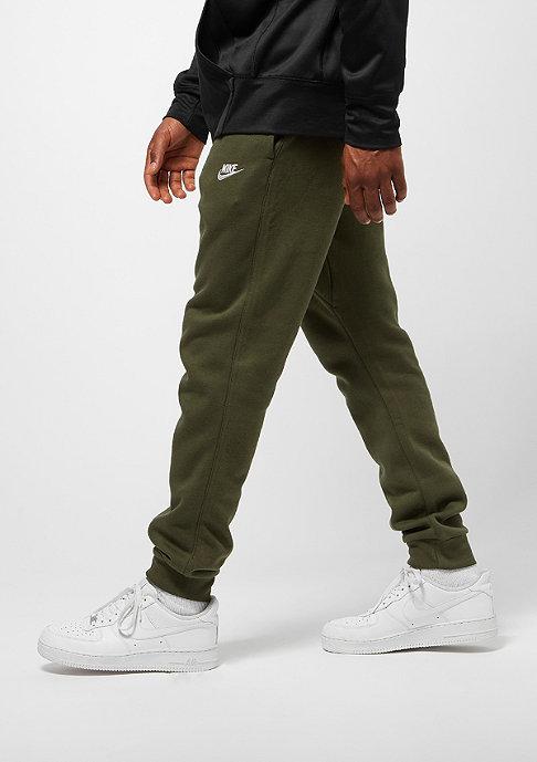 NIKE Sportswear Jogger olive canvas/white