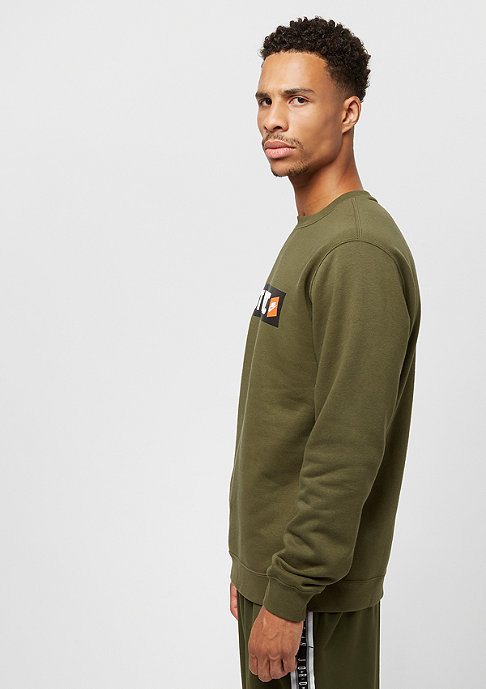 NIKE HBR Fleece olive canvas
