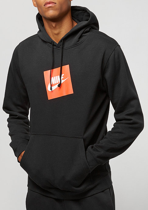 NIKE HBR PO Fleece black