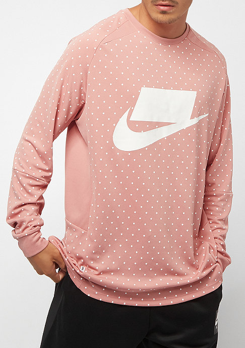 NIKE NSW Knt rust pink/rust pink/white