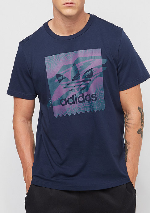 adidas Tennis BB collegiate navy/tribe purple/real teal