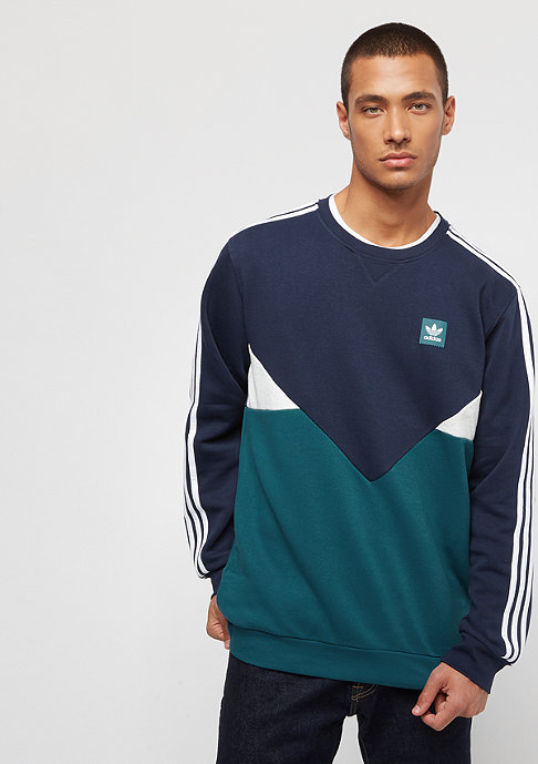 adidas Premier collegiate navy/real teal/pale melange/white