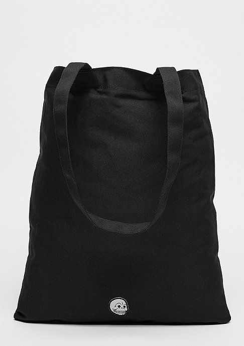 Cheap Monday Modern Tote Funny Skull black