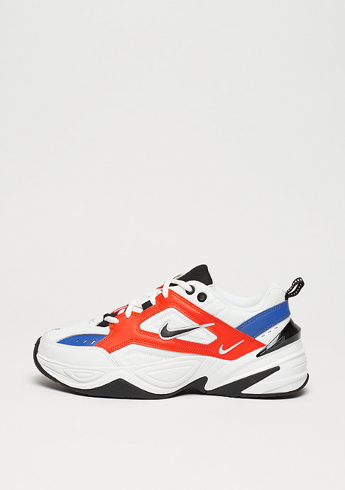 NIKE Wmns M2K Tekno summit white/black-team orange