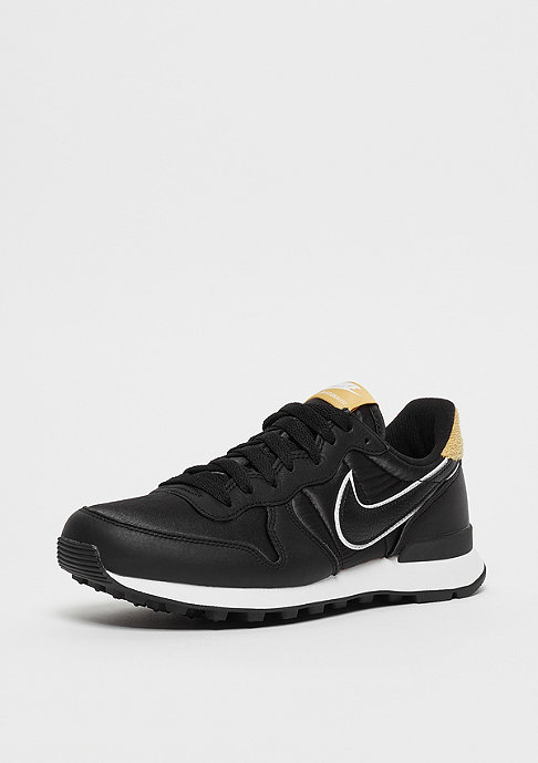 NIKE Wmns Internationalist Heat black/black-wheat gold
