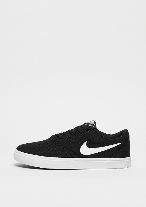 NIKE SB Wmns Check Solarsoft black/white-pure platinum