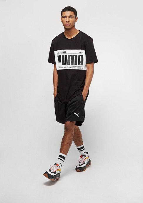 Puma ESS Active Woven puma black