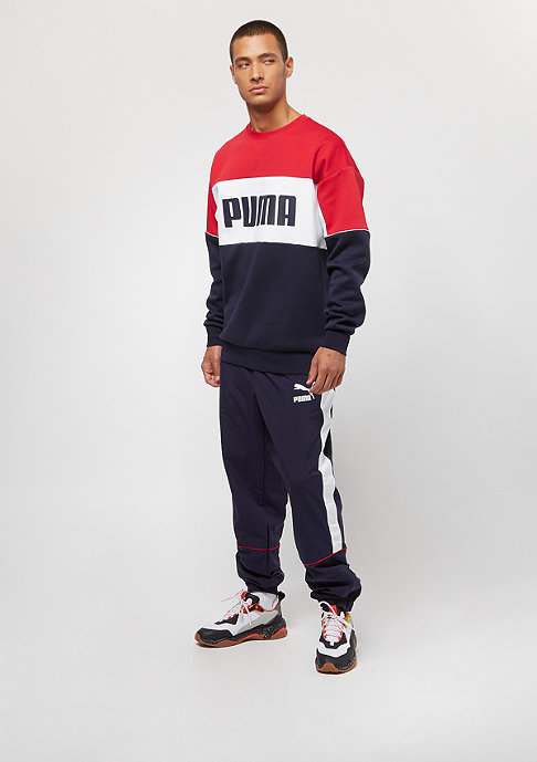 Puma Retro Woven peacoat