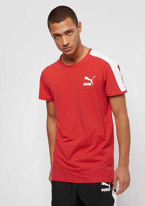 Puma Classics T7 Slim ribbon red