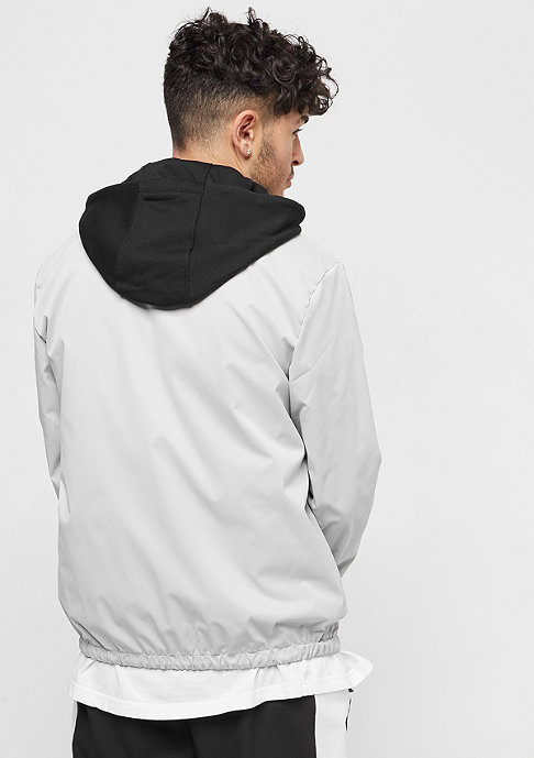 Sixth June Rain Jacket With Chest Gothic grey