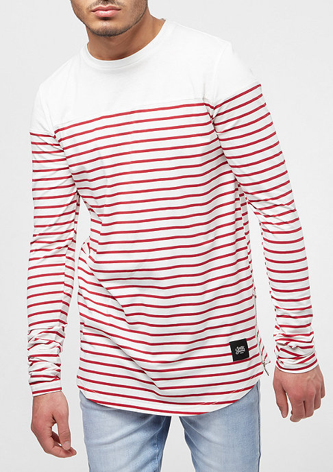 Sixth June Longsleeve With Stripes red