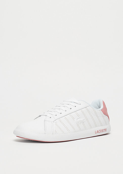 Lacoste Graduate 318 1 spw white/pink