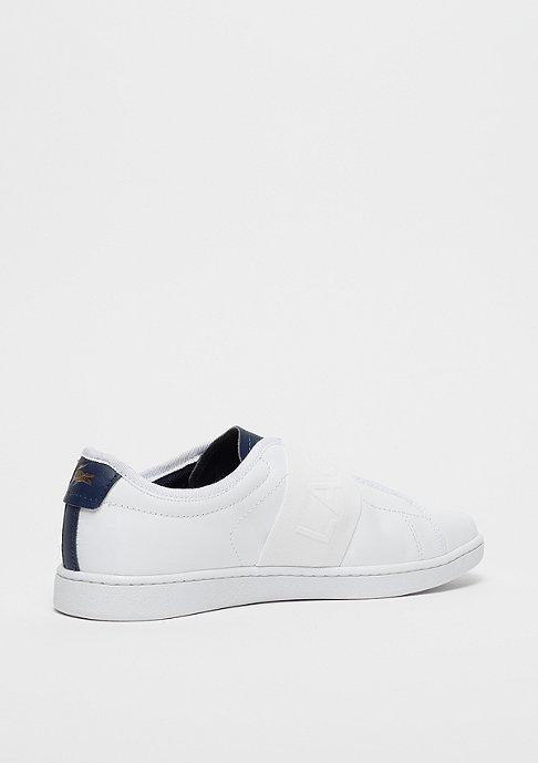 Lacoste Carnaby EVO Slip 318 1 spw white/navy