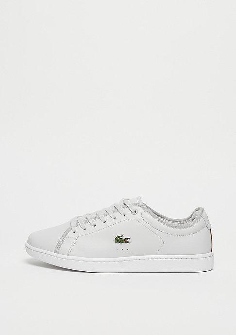 Lacoste Carnaby EVO Slip 318 1 spw light grey/white