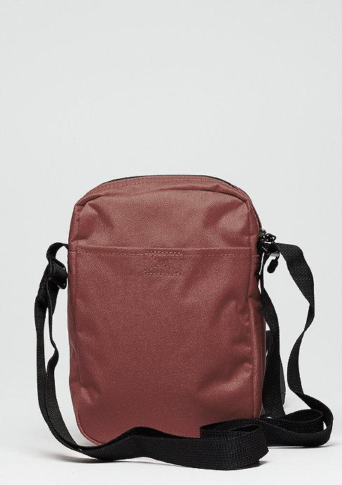 NIKE Tech Small Items red sepia/black/black