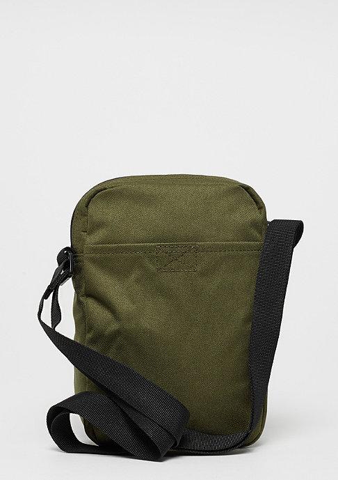 NIKE Tech Small Items olive cancas/black/black