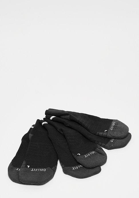 NIKE Everyday Max Cushion Ankle Training black/anthracite/white