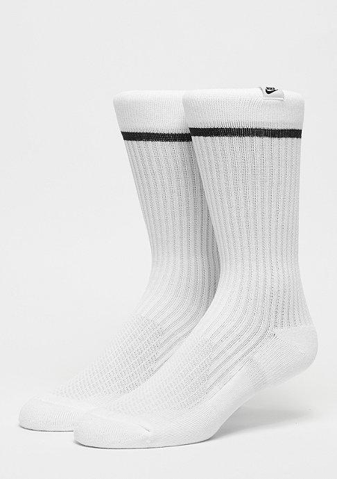 NIKE Sneaker Sox Essential white/black/black