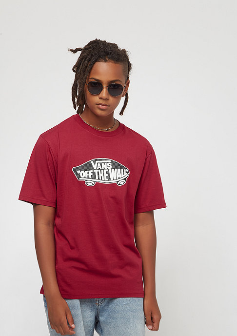VANS Junior OTW Logo Fill Boy cardinal
