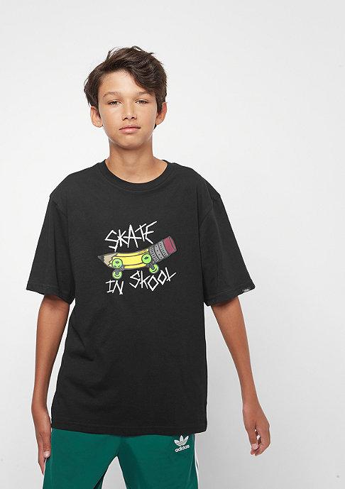 VANS Junior Skate In Skool black
