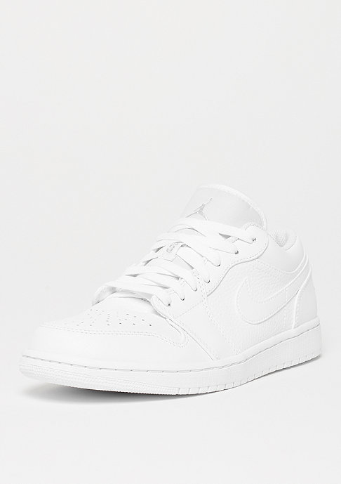 JORDAN Air Jordan 1 Low Shoe white/pure platinum white