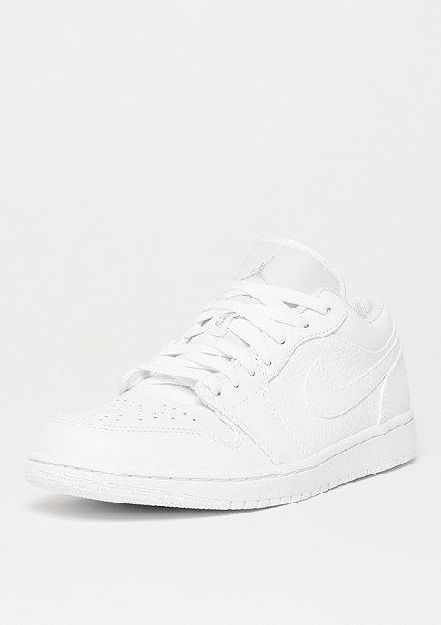 JORDAN Air Jordan 1 Low Shoe white/pure platinum white