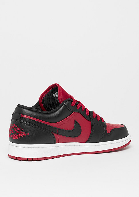 JORDAN Air Jordan 1 Low gym red/black/white