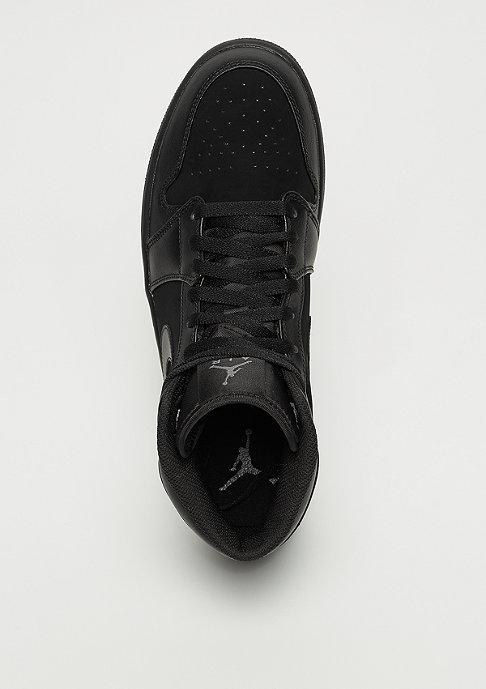 JORDAN Air Jordan 1 Mid black/dark grey/black